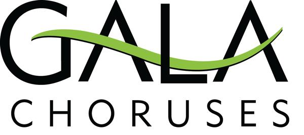 GALA Choruses logo