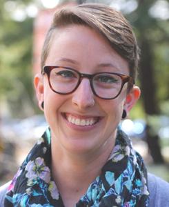 Amanda McFadden portrait