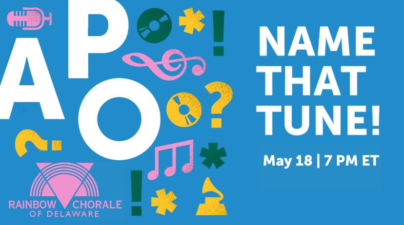 APO Name that Tune May 18 graphic